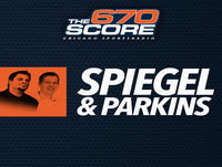 Spiegel & Parkins on 670 The Score - Hour 1 - 03/25/2017