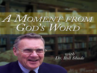 A Moment From God's Word (2017-09-20)