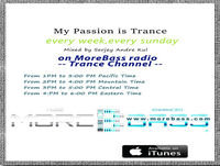 My Passion is Trance 140 (Underground Seattle Mix (Jan 16 2018)
