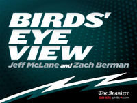 Birds' Eye View podcast: Talking about the sputtering Eagles offense