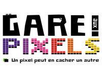 Gare aux Pixels #14