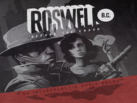 Roswell B.C. Episode 2.9 – The Ships