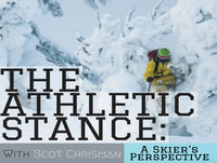 The Athletic Stance: A Skier's Perspective w/ Scot Chrisman | Episode 10: Hadley Hammer