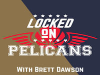 LOCKED ON PELICANS--10.24.17--Eric Bledsoe, Ian Clark, Previewing the Blazers