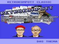 RETROKOMPOTT Classic 018 - Fussballspiele