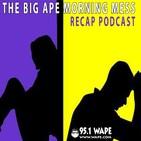 Morning Mess Recap: Peed In Mark's Yard