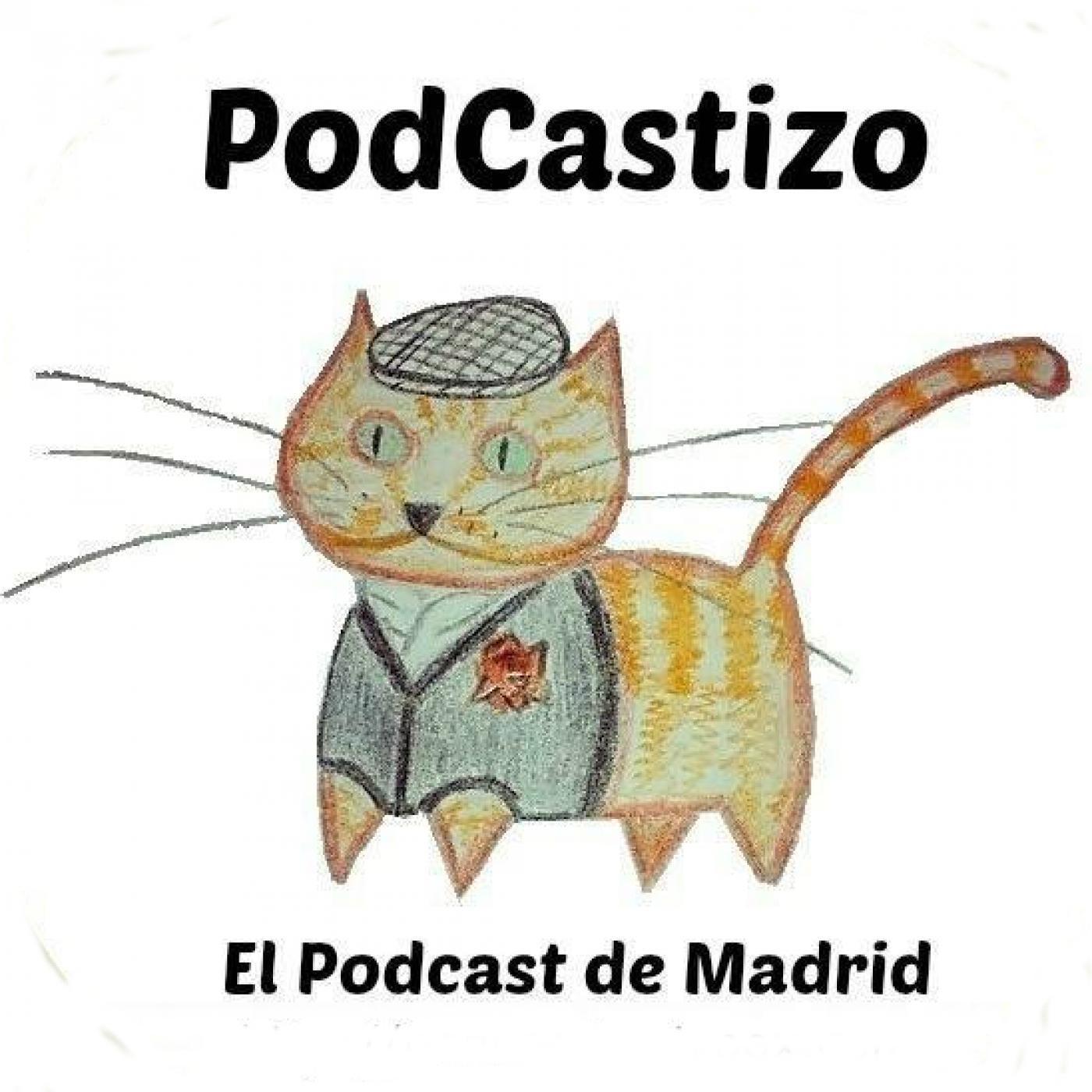 <![CDATA[PodCastizo, el podcast de Madrid]]>