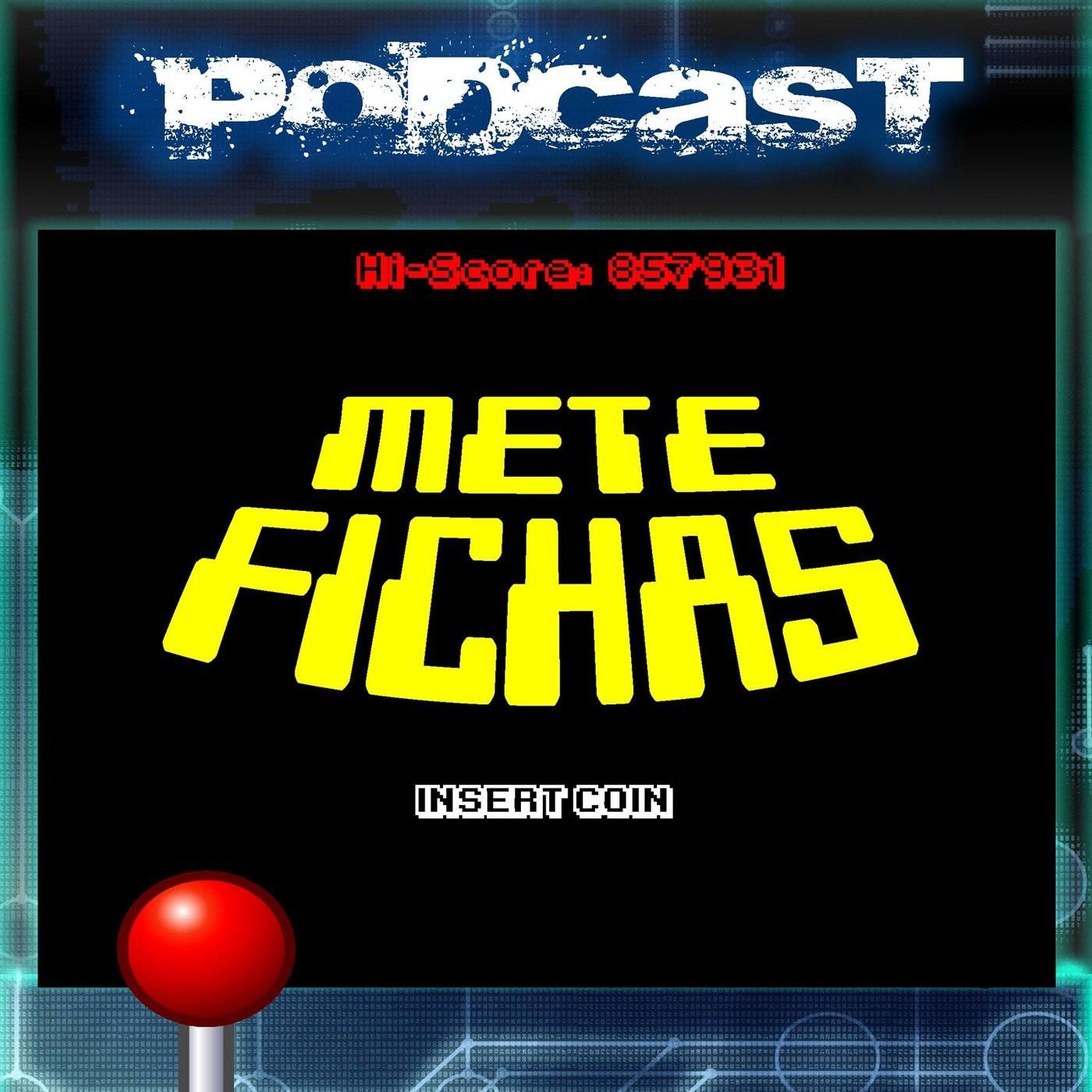<![CDATA[Metefichas, el podcast de Insert Coin.]]>