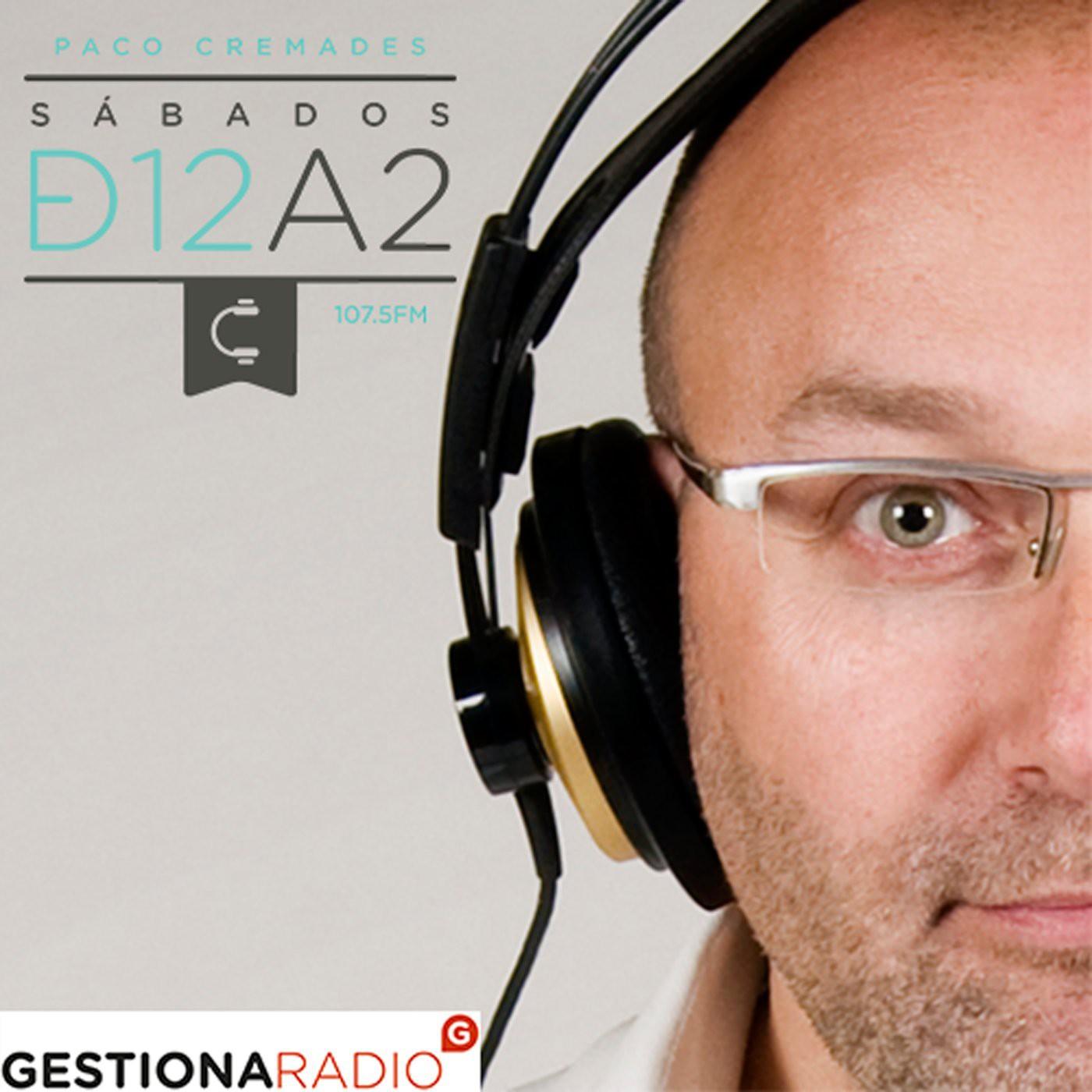 <![CDATA[Primeros #De12a2 con Paco Cremades]]>