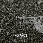 40 AÑOS 15/04/17 Entrevista a Alfonso Arteseros