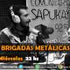 Brigadas Metálicas | Miércoles 19 de Julio