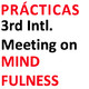 Práctica de Meditación Zen guiada por Dokushô Villalba en 3rd International meeting on Mindfulness 2016