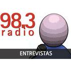 Entrevistas en 98.3 Radio