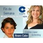 Álvaro Cabo en COPE FIN DE SEMANA
