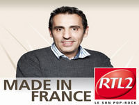 RTL2 Made in France du 30 avril 2017
