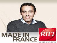 RTL2 Made in France du 22 octobre 2017
