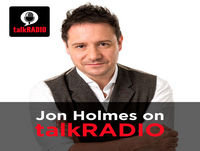 Podcast - Jon Holmes on talkRADIO - Episode 57
