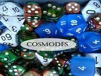 Cosmodés #6 - Thèmes sensibles et jeux