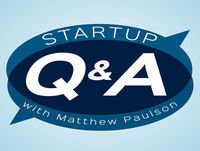 Startup Q&A #13: Focus and Productivity