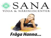 SANA Fråga Hanna #78