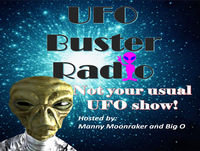 UBR- UFO Report 17: UFOs Over Plano Texas and Neil deGrasse Tyson WTF