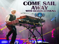 Come Sail Away with Dennis DeYoung podcast #36
