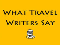 What Travel Writers Say Podcast 38 - Frankfurt, Germany
