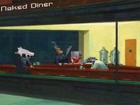 Travis LaSaffre (The Satanic Temple Boston)- Naked Diner Ep 63