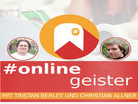 Emotionen im Internet — #Onlinegeister Nr. 12 (Netzkultur-Podcast)