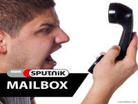 SPUTNIK Mailbox: Ungeziefer