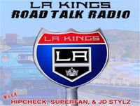 LA Kings Road Talk Radio - No Sleep 'Til Kings Play The Islanders in Brooklyn