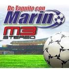 De Taquito con Marino - Octubre 11 - 2017 | Parte 2
