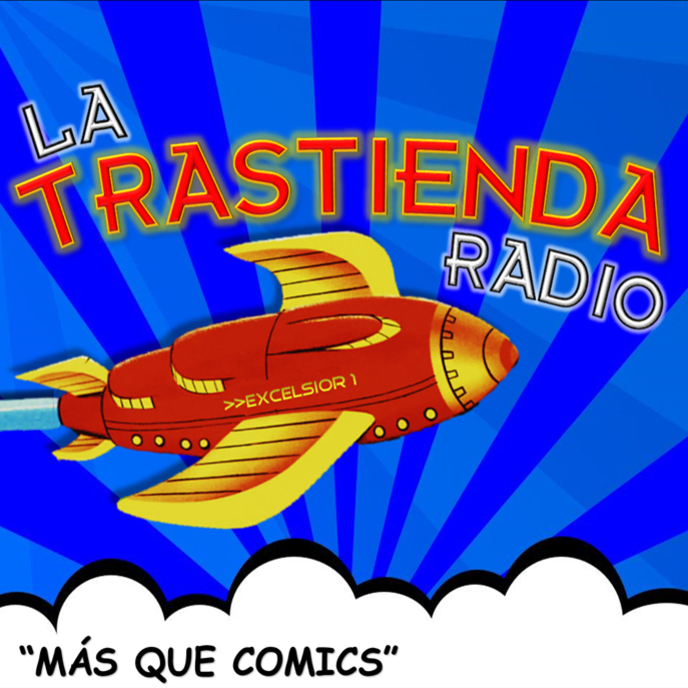 <![CDATA[LA TRASTIENDA RADIO (Cómics, manga y anime)]]>