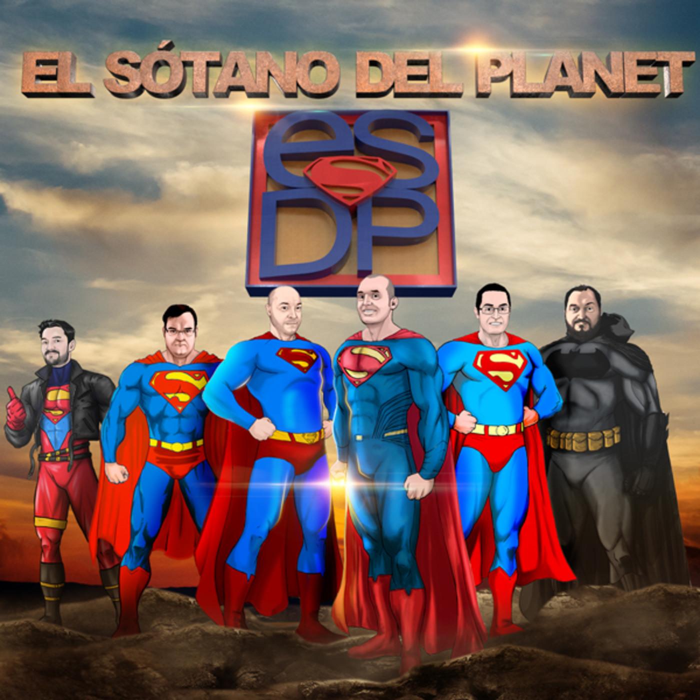 <![CDATA[Podcast EL SÓTANO DEL PLANET (PODCAST SUPERMAN)]]>