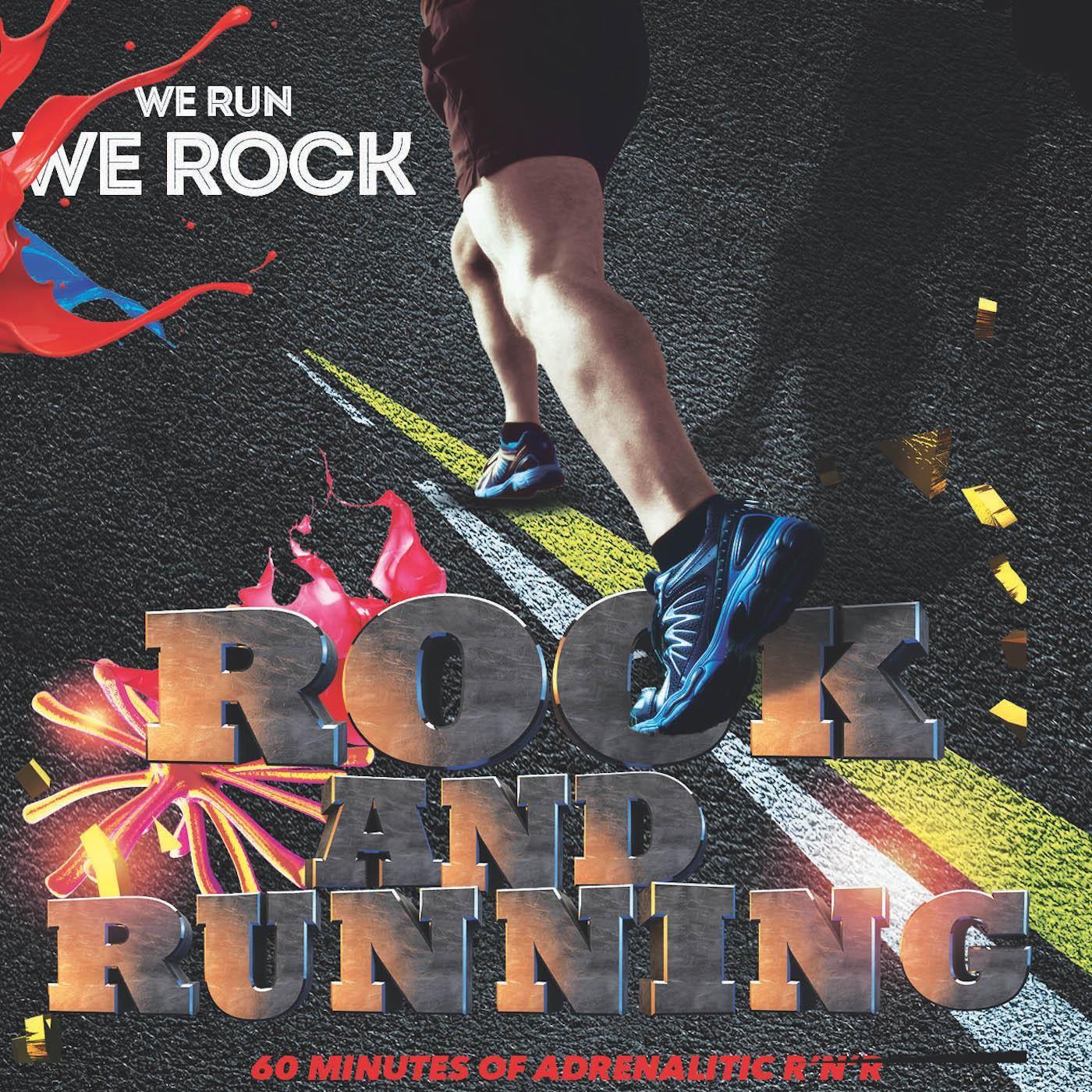 <![CDATA[ROCK AND RUNNING]]>