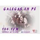 Galegas en Pé. Especial Letras Galegas en Feminino