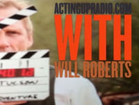 This weeks ActingUpRadio - Casting Director & coach Marci Liroff and Director Brayden DeMorest-Purdy