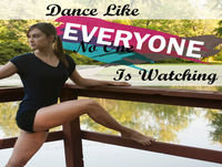 044: Finding Expression in Dance with guest Ashley Tate | Dance Like Everyone's Watching with Andrea Muhlbauer