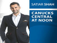 Canucks Central - December 14 - 12pm