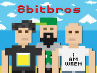 Happy Gobble Gobble the Worst of the 8BitBros!