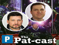 The Pat-cast: Tales from the road