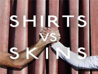 """""""Shirts v. Skins"""" (3. Weeks. Left./Brady v. Big Ben/A-Rod v. Cam/Rams v. Hawks)"""