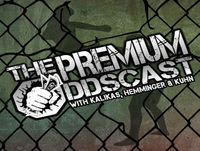 Premium Oddscast - UFC Fight Night 122: Bisping vs Gastelum Betting Preview