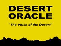 Desert Oracle Radio #026: Live From a Desert Trailer