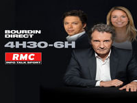 RMC : 24/07 - Bourdin Direct - 4h30-6h