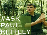 #AskPaulKirtley Episode 47: Optimal Tinder Bundle Airflow, Tooth Problems, Keeping Kit Dry, Bushcraft Training Advice