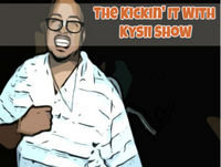 The Kickin' It With Kysii Show - House of Fly - A Live Listening Session and Interview with one of The A's Hottest Mu...