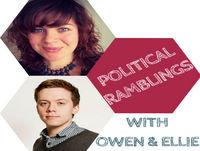 Political Ramblings with Owen Jones & Ellie Ma