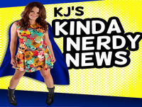 Kj's kinda nerdy news 01-07-17