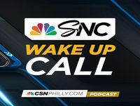 SNC Wake Up Call: Eagles DBs ready for test against Giants; Elliot impresses in Flyers' debut
